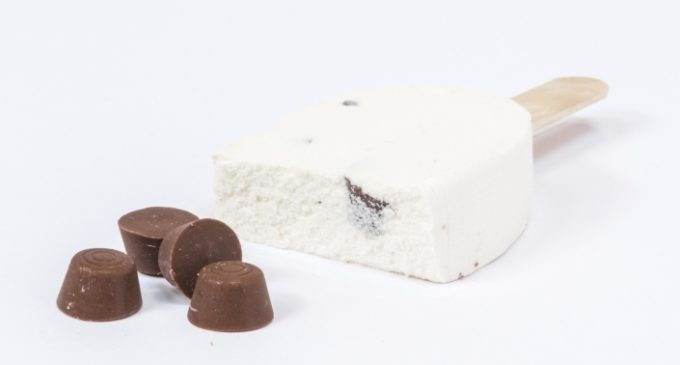 Tetra Pak® Extrusion Wheel Produces Stick Ice Cream Products With Large Inclusions at Highest Capacity