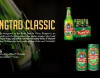 C&C Agrees Exclusive Distribution Partnership With Tsingtao