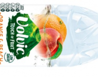 Volvic Re-launches Touch of Fruit