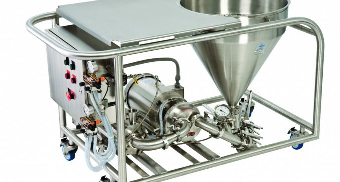 Admix Sweetens the Pot With its High Shear Mixing Technology