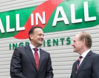 AllinAll Ingredients Officially Opens New €5 Million Facility in Dublin