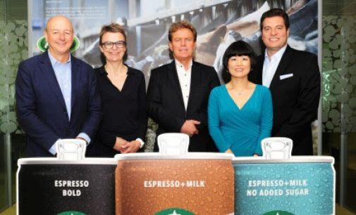 Starbucks Extends Strategic Partnership With Arla Foods