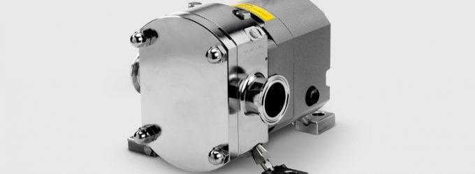 GEA Develops a Large Rotary Lobe Pump For Sensitive Products