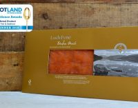 Seafood Supplier Scoops Top Scottish Award
