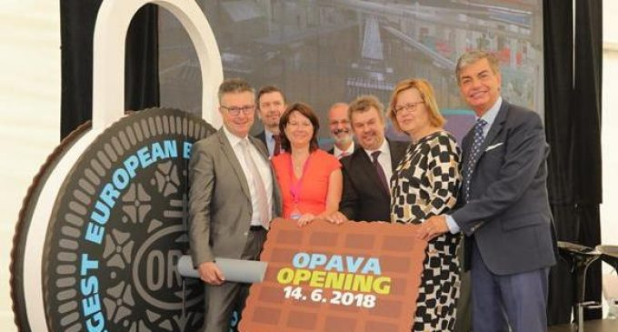 Mondelēz International Invests $200 Million in Czech Biscuit Plant to Accelerate Growth in Europe