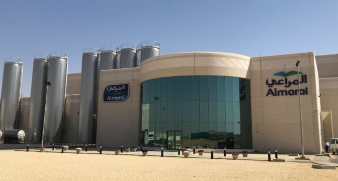 Advanced Design From GEA For Saudi Arabia's Most Modern Dairy Processing Plant