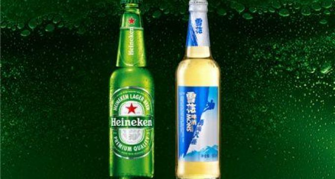Heineken and China Resources Enterprise to Join Forces in China