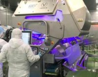 Key Technology Introduces VERYX® Digital Sorters For Fresh-Cut Leafy Greens