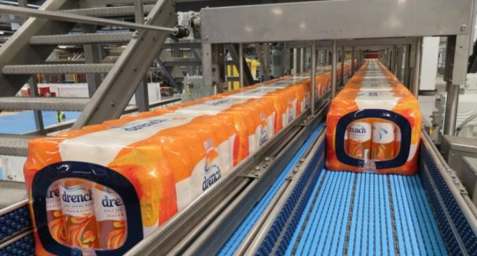 Lorien and Britvic – Manufacturing Success