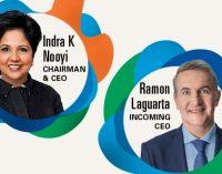Ramon Laguarta to Replace Indra Nooyi as Head of PepsiCo