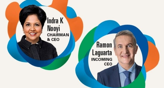 Ramon Laguarta to Replace Indra Nooyi as Head of PepsiCo