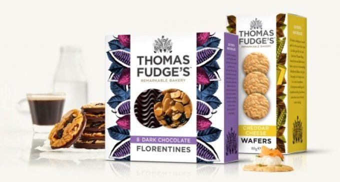 Qualvis Creates Distinctive Packaging For Thomas Fudge's Rebrand