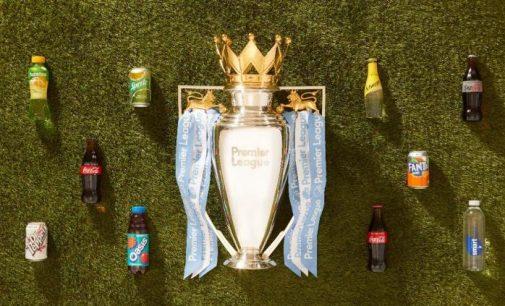 Coca-Cola Great Britain Teams Up With Premier League