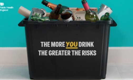 Public Health England and Drinkaware Launch Drink Free Days