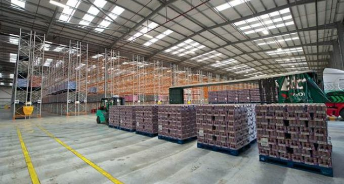 AG Barr Reaps Substantial Environmental Savings Using CHEP Pooled Pallets
