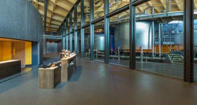 The Macallan's Pioneering New Distillery Installs Flowcrete UK Flooring