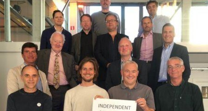 The Independent Brewers of Europe Formed