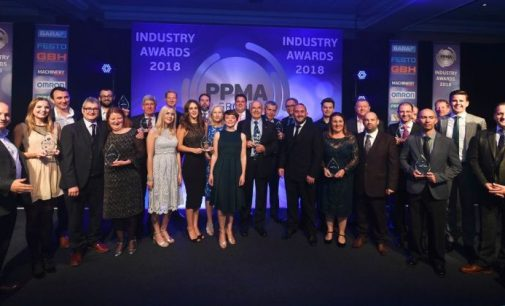 Entry Now Open For the PPMA Group Industry Awards 2019