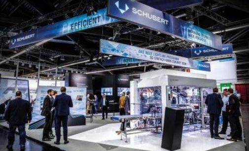 Gerhard Schubert Impresses at FachPack 2018