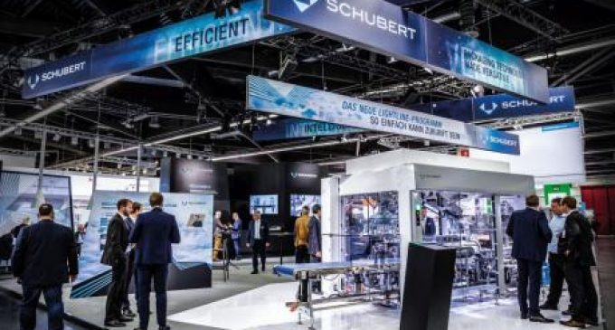 Gerhard Schubert Impresses at FachPack 2018