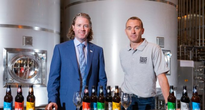 Pearse Lyons Brewery to Open New Facility at Historic Irish Site