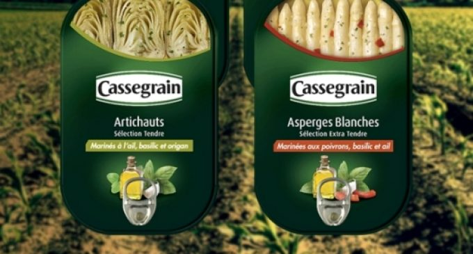 Ardagh's Can Shows Off the Quality of Cassegrain