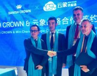 Danish Crown Establishes Major Partnership With Alibaba's Win-Chain