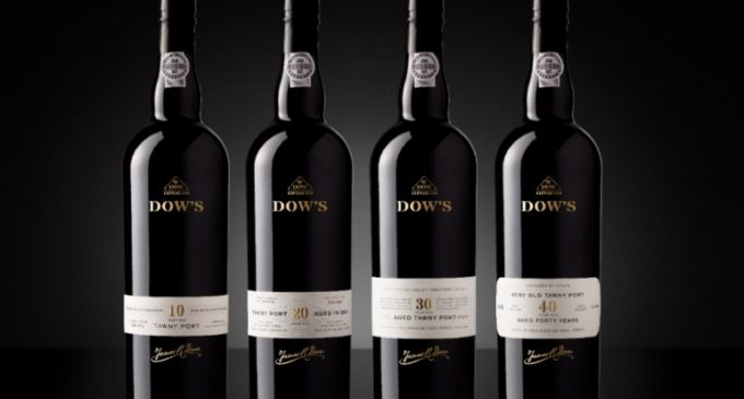 Denomination Launches New Design and Identity For Dow's Aged Tawny Ports