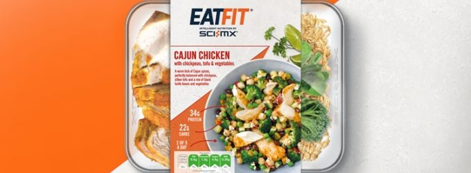 Samworth Brothers Launches New Fitness-focused Ready Meal Range With Innovative Identity by Brandon
