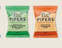 PepsiCo to Acquire Pipers Crisps