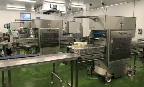Proseal GT1s Tray Sealers Give One Heck of a Boost to Sausage Maker