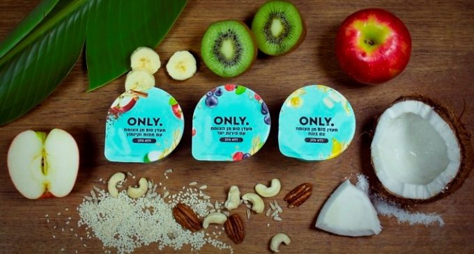 Clean-label, Plant-Based Yogurt Alternative