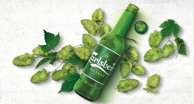 Carlsberg UK Unveils New Danish Pilsner