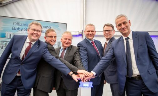 DMK Group Opens €145 Million High-tech Baby Food Plant