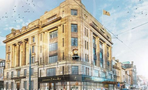 Diageo Submits Plans For Flagship Johnnie Walker Visitor Attraction in Edinburgh