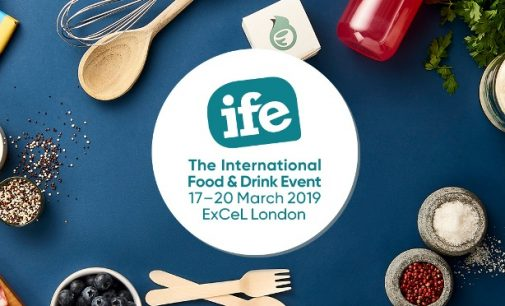 Hundreds of New Food and Drink Products to Launch at IFE 2019
