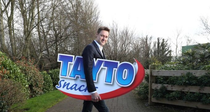 Ireland's Leading Snack Food Manufacturer Changes Name