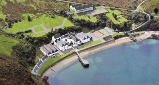 £10.5 Million Upgrade For Bunnahabhain Distillery