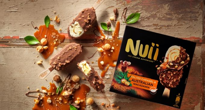 Froneri Launches Nuii Premium Ice Cream Stick in the UK and Europe