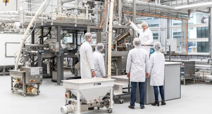 Bühler Opens its CUBIC Innovation Campus