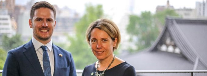 Bord Bia Opens Third Office in Asia