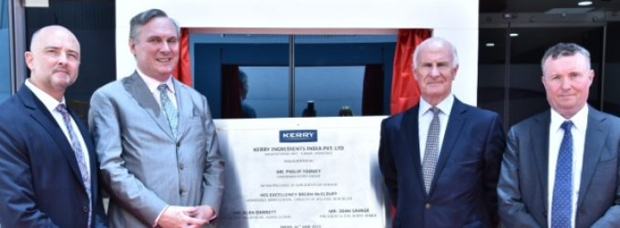 Kerry Group Inaugurates New Production Facility in India