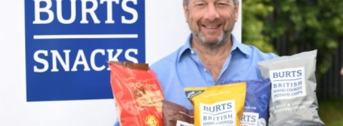 Newly Formed Burts Snacks Targets £100 Million Sales
