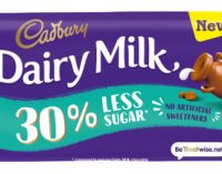 Cadbury Dairy Milk Expands Range With New 30% Less Sugar Choice