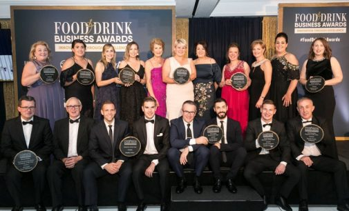 Tickets Still Available For 2019 Irish Food & Drink Business Awards