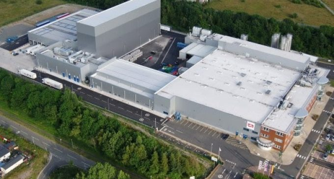 £50 Million Telford Expansion Gives Müller 500 Million Pot Capacity
