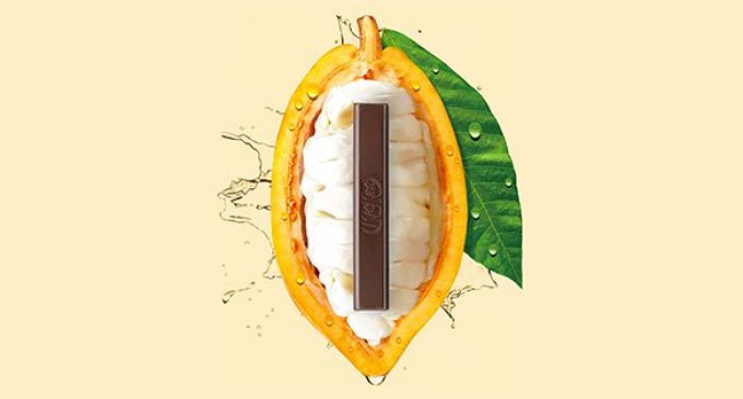 Nestlé Invents First 70% Dark Chocolate Made Entirely From Cocoa Fruit
