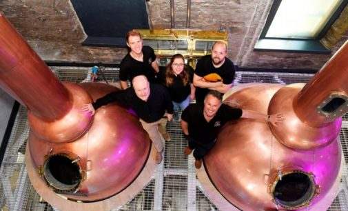 Edinburgh's First Single Malt Whisky Distillery For 90 Years Opens