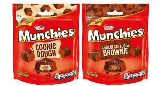 Nestlé UK Launches New On-trend Flavours
