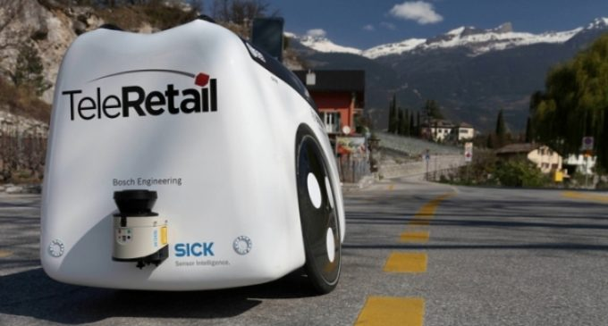 Robots to Deliver Coca-Cola Products to Customers